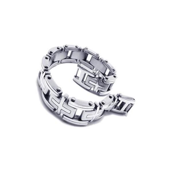 Pure Silver Bracelets For Men Men's Boy's Silver Pure
