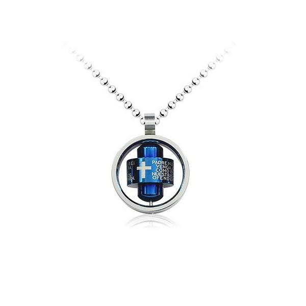 Cool fashion cross ring mens titanium pendant and necklace cool fashion cross ring mens titanium pendant and necklace aloadofball Gallery
